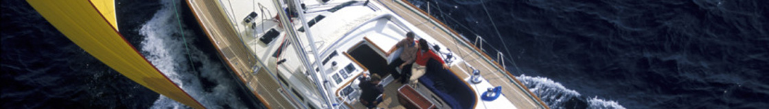 Charter de luxe sur un voilier de 18 mètres